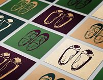 sciù | business cards