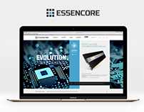 Essencore Website