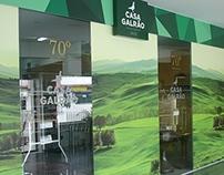 Casa Galrão / Interior Design and Branding