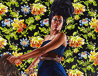 Kehinde Wiley: An Economy Grace
