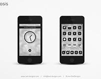 Mitosis - User Interface Design