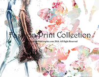 Fashion Print Graphic - Advertising & Promotion