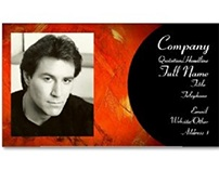 Add Your Picture Business Card Templates