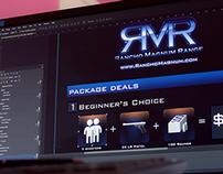RMR Menu Design