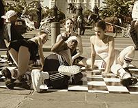 Break Dancers' Rest