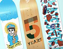 Skateshop 55: Anniversary Series