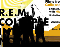 R.E.M. flyer