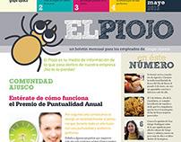 El Piojo Newsletter