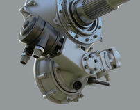 'Peregrine' engine (wip)