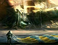 Fantasy ship race