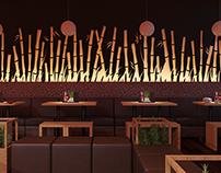 ENDA (CAFE,CHINESE + FAST FOOD) - INTERIOR DESIGN