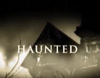 Haunted - After Effects Template
