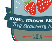 2014 Troy Strawberry Festival