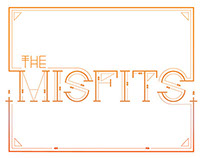 The Misfits book cover