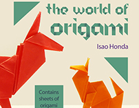 The World of Origami book cover