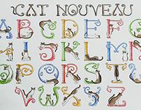 Cat Nouveau