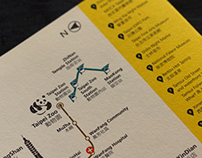 Taipei Travel Map