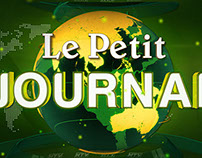 Le Petit Journal - French News Idents