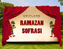 Oriflame - FacebookApp