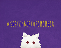 #septembertoremember