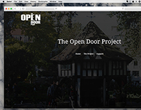 The Open Door Website Project