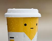 Product design : ROKN Sailors Eco Mug Cup
