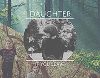 Daughter - album cover concept