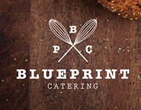 Blueprint Catering Redesign