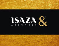 Branding of ISAZA & Abogados