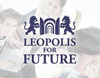 "Logo for organisation ""Leopolis for future"""