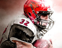 CIS: Guelph Gryphons Football, Social Graphics
