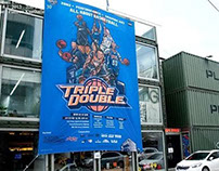 Triple Double Festival 2013, All about Basketball