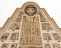 Mayan Advent Calendar