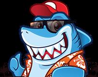 Logo + Character Chompy's