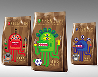 Coffee Monsters (concept)