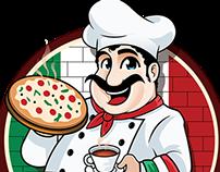 Logo + Character Lipizzano