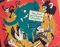 Ruskin Bond - Book Illustrations