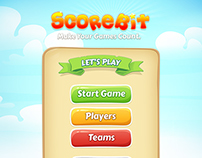 Scorebit Game Tracker