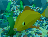 Underwater quietude