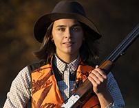 Solognac woman hunting shirt