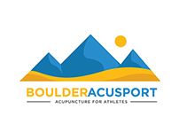 BOULDER ACUSPORT Branding