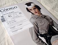 CÓDIGO 83 — Especial de moda