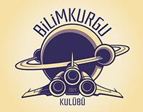 Bilimkurgu Kulübü - Logo (with color variants)