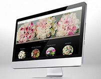 Arum Floral Design website