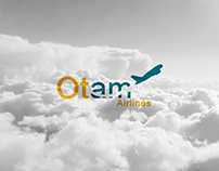 Otam Airlines Website