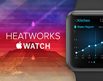 Heatworks Apple Watch App