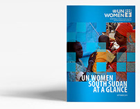 UN Women - South Sudan at a glance