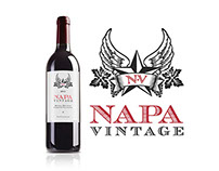 Identity and Packaging: Napa Vintage