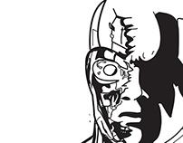 Terminator - Half Man Half Machine
