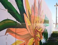 Wall Mural - LeClub